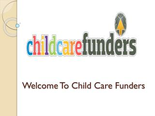 Child Care Funders