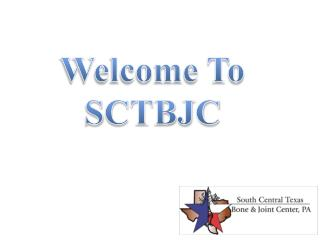 knee injury treatment by South Central Texas Bone and Joint Center