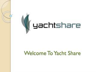 Yacht Share