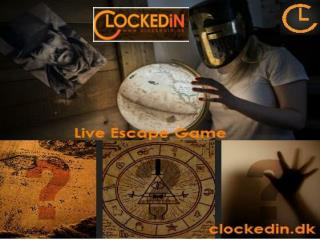 Play Mysterious Escape Room Games