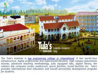 Top College in Uttarakhand