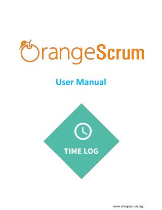 Orangescrum Time Log Add-on User Manual