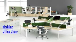 modular office chair