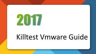 VMware 1V0-621 Study Guide