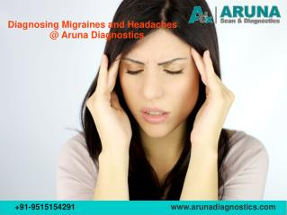 Regular Health Checkup Services @ Aruna Diagnostics