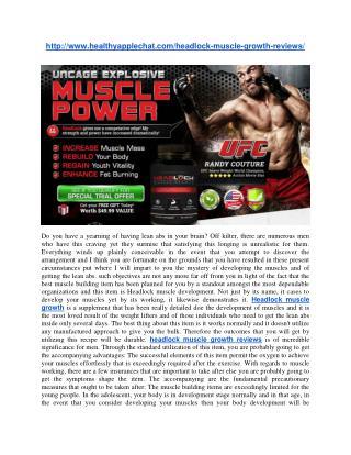 http://www.healthyapplechat.com/headlock-muscle-growth-reviews/