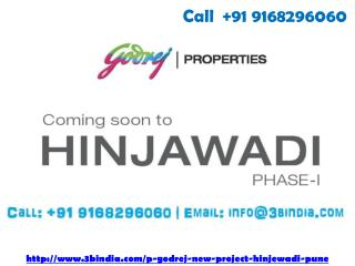 Godrej Prpperties Hinjewadi Coming Soon Hinjewadi West Pune