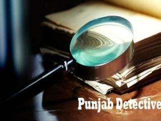 Private Detective in Chandigarh, Jalandhar, Punjab, Himachal
