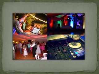 Things Your Hired Professional Wedding DJ Must Do