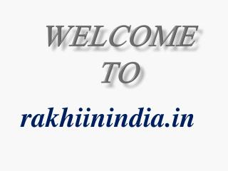Send Greetings to Your Brother  vai Rakhiinindia.in