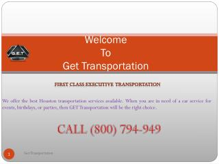 Cheapest Airport Transportation Services In Houston