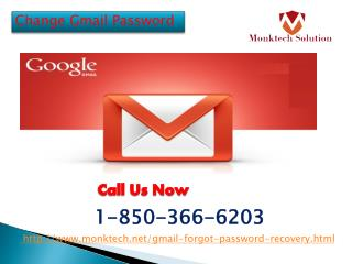 Is Change Gmail Password 1-850-366-6203  important?