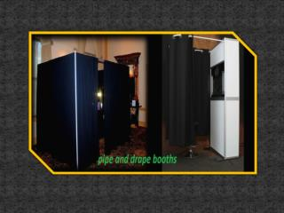 Types of Trade Show Booths