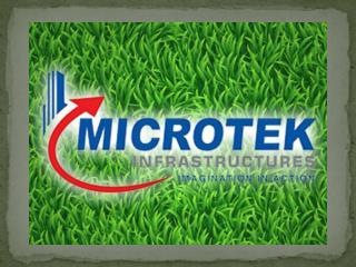 Microtek Greenburg Gurgaon Sector 86