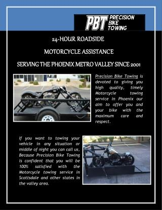 Motorcycle & Bike Transport Services at Biketowing.com