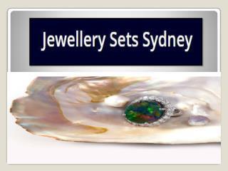 Jewellery sets sydney
