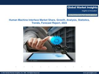 HMI Market Analysis, share, applications, segmentations & Forecast by 2024