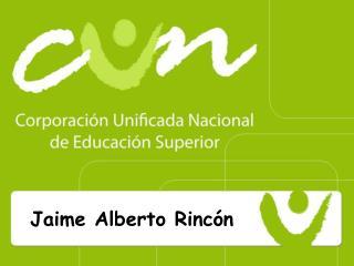 Jaime Alberto Rinc n