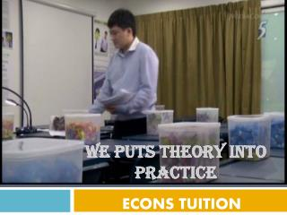 Econs Tuition