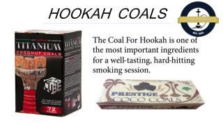 Hookah Charcoal | Hookah Coals Online