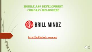 Mobile App Development Company Melbourne