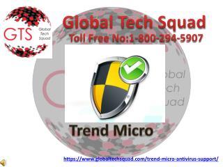 Trendmicro Antivirus Mac Toll Free 1-800-294-5907