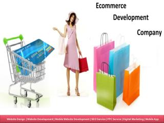 Ecommerce Web Development Company in Gurgaon
