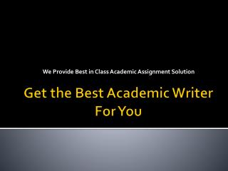 Essay help & Essay Assignment Writing Help Services Online