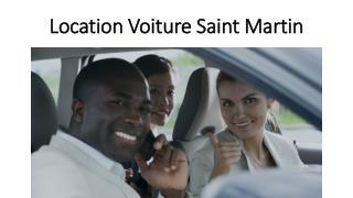 Location Voiture Saint Martin