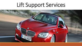Lift Support Services