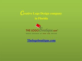 Creative Logo Design company