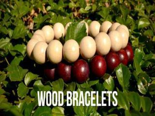 Wooden Bead Bracelets for Men - Over 1000 Handmade Bracelets