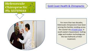 Gold Coast Health & Chiropractic