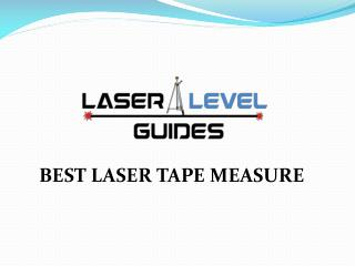 Best Laser Tape Measure