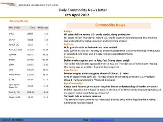 RIPPLES-COMMODITY-DAILY-REPORT-APRIL-6-2017