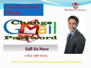 Do you want some Gmail Password Change 1-850-366-6203?