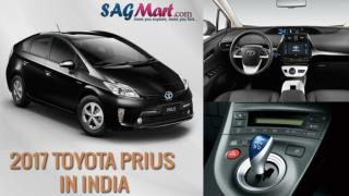 2017 Toyota Prius Hybrid India Price, Specifications & Details