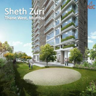 Sheth Zuri Apartments at Thane West, Mumbai