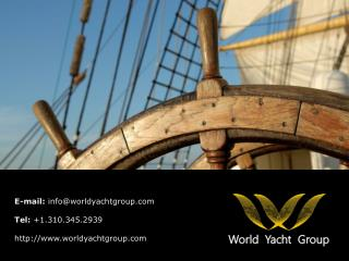 World Yacht  Group - Yacht management services