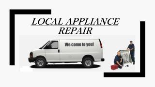 Local Appliance Repair - cityappliances.com.au