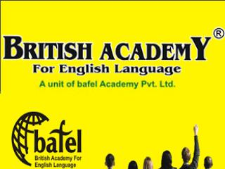 English Speaking Course Franchisee BAFEL