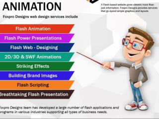Flash Animation Service Provider Company