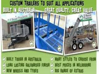 Car Trailers for Sale in Melbourne Cheap Car Trailer Sales Box Trailers