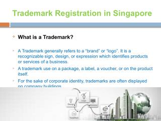 Trademark Registration in Singapore