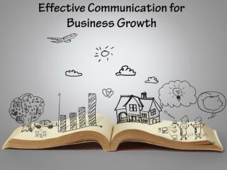 Effective Communication for Business Growth