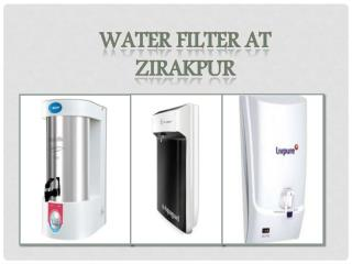 water filter  Mohali