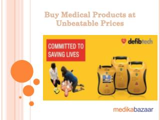 Buy Medical Supplies Online in India
