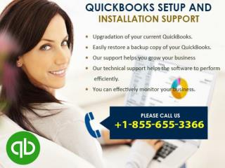 QuickBooks Customer Support Service:  1-855-655-3366