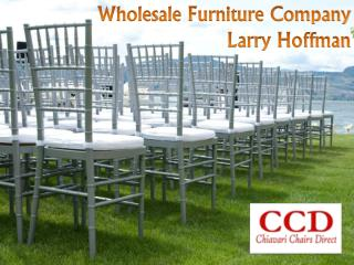 Wholesale Furniture Company Larry Hoffman