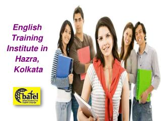 English Training Institute in Hazra, Kolkata